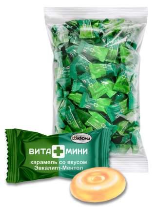 "Карамель ""ВИТА+МИНИ"" со вкусом Эвкалипт-Ментол 1000гр./Акконд"