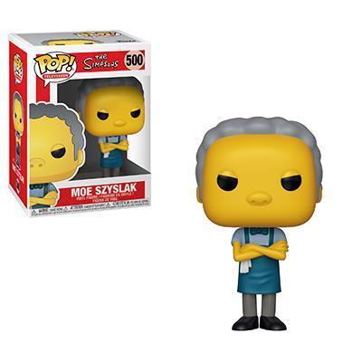 Фигурка Funko POP! The Simpsons: Moe