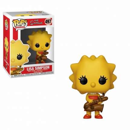 Фигурка Funko POP! The Simpsons: Lisa Simpson