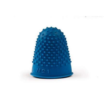 Набор напальчников для тримминга Show Tech Rubber Blue M (арт. 23STE033) 10 шт