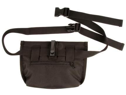 Сумка для лакомств Show Tech текстиль 20х6, карман, черный