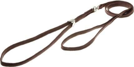 Ринговка  для собак Round Show Lead  коричневая