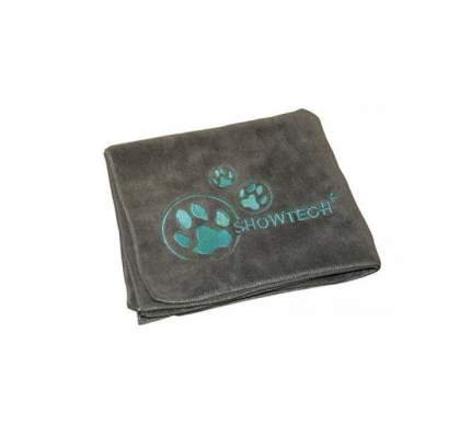 Полотенце для собак Show Tech+ из микрофибры 90х56 см, цвет серый