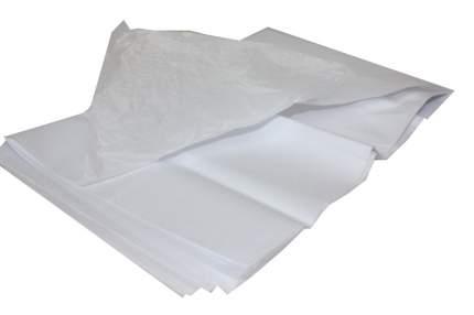 Пластиковая бумага Show Tech для папильоток, белая
