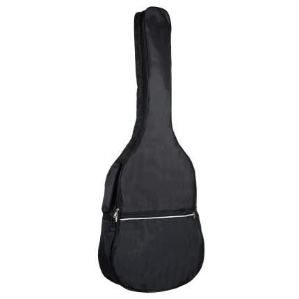 Чехол для уменьшенной классической гитары Martin Romas Гк-2 1/2 Bk разм 1/2 чёрный утеплен