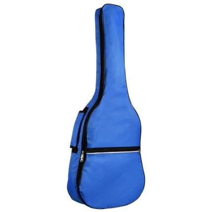 Чехол для классической гитары Martin Romas Гк-2bl синий утепленный