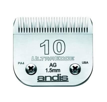 Сменный нож Andis 1,5 мм, стандарт А5, керамический, металл, серый