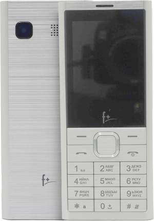 Мобильный телефон F+ B241 Silver