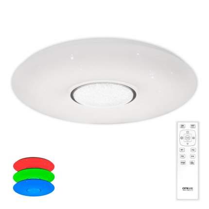 Люстра потолочная Citilux Санта CL723680G LED с пультом
