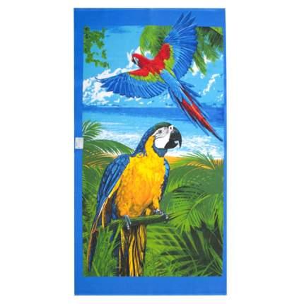 Полотенце ТК Традиция Попугай (80х150 см)
