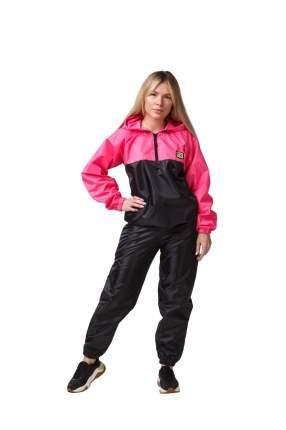 Костюм-сауна SPR Premium (Черный-Розовый) (XXL)