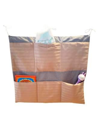Органайзер для кроватки Tom i Si TS2004001_0402, 48х55 см