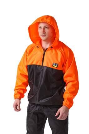 Костюм-сауна SPR Premium (Черный-Оранжевый) (XXL)