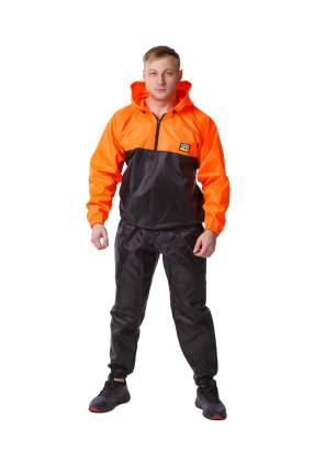 Костюм-сауна SPR Premium (Черный-Оранжевый) (XL)