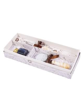 Подарочный набор для письма Русские подарки перьевая ручка, лупа, чернила