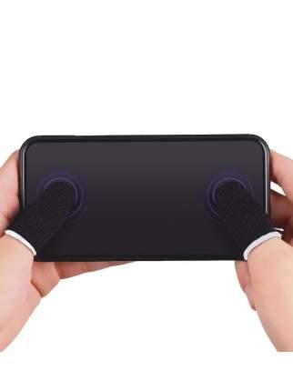 Напальчники MediaGadget для игры на телефоне, 2 штуки в комплекте