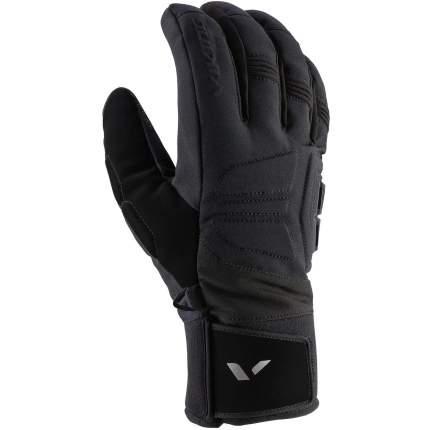 Перчатки Горнолыжные Viking 2020-21 Megeve Black (Inch (Дюйм):9)
