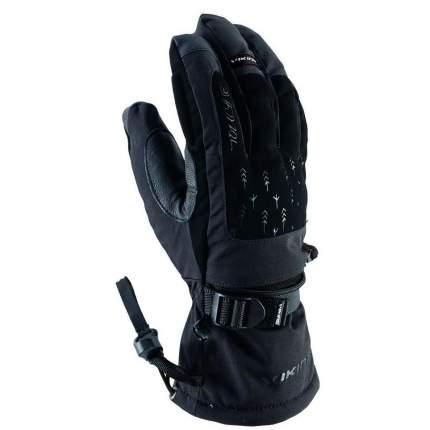 Перчатки Горнолыжные Viking 2020-21 Freeride Bora Black (Inch (Дюйм):8)