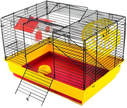 Клетка для  мелких грызунов Дарэлл Саша мини, 1 этаж 41 х 30 х 27 см