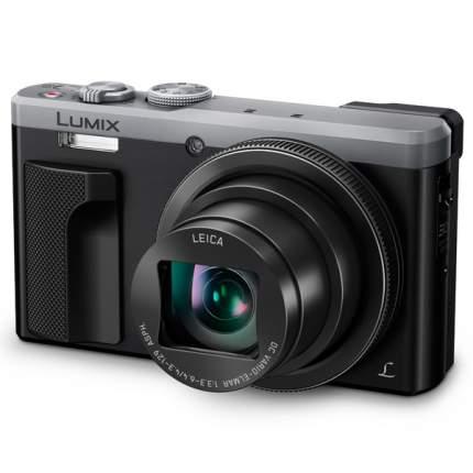 Фотоаппарат цифровой компактный Panasonic Lumix DMC-TZ80 Black/Silver
