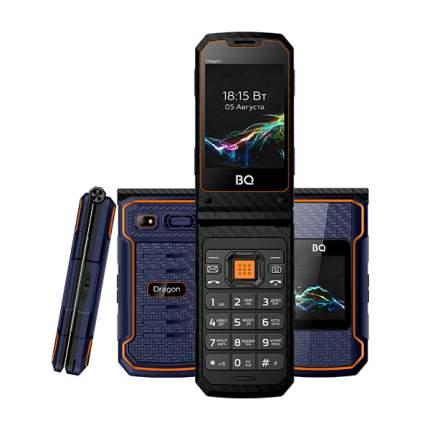 Мобильный телефон BQ 2822 Dragon (Blue)