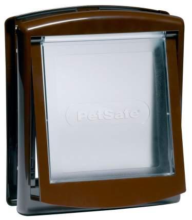 Дверца для кошки, собаки StayWell Original 2 Way, малая 17,8 х 15,2 см, коричневый