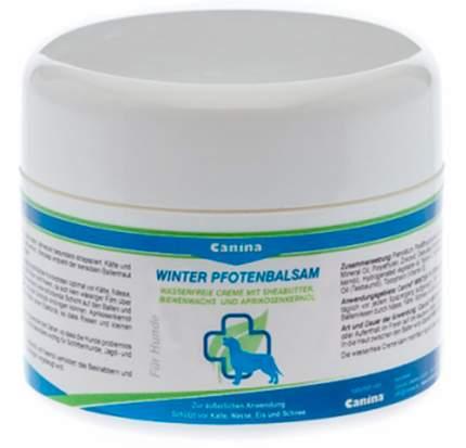 Защитный крем для лап CANINA Winter Pfotenbalsam, для собак