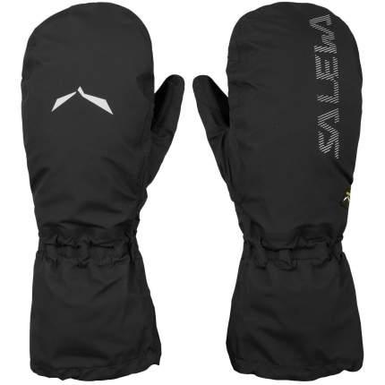 Перчатки Горные Salewa 2020 Ortles Ptx 3L Overmitten Black Out (Us:l)