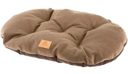Коврик для кошек, для собак Ferplast Stuart 65/6 велюр, текстиль, коричневый, 65x42 см