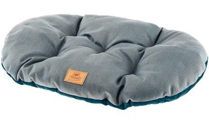 Коврик для кошек, для собак Ferplast Stuart 55/4 велюр, текстиль, синий, 55x36 см