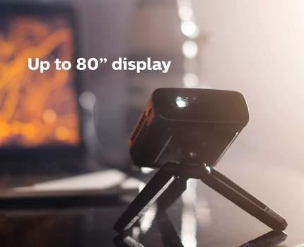 Видеопроектор Philips PicoPix Micro PPX320/INT Black
