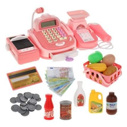 Игрушка Mary Poppins Играем в магазин, розовая, на батарейках