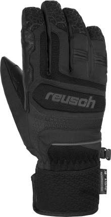 Перчатки Горнолыжные Reusch 2020-21 Stuart R-Tex® Xt Black (Inch (Дюйм):9,5)