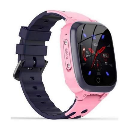 Умные часы Smart Baby Watch T8 (4G LTE), розовый