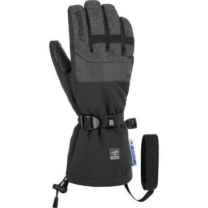 Перчатки Reusch Sid Triple Sys™ R-Tex Xt Black/Black Melange Inch 10