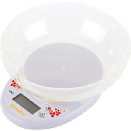 Весы кухонные МАТРЕНА МА-188 White