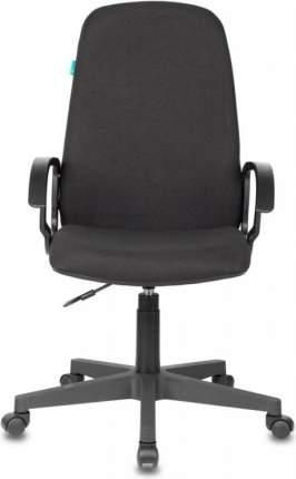 Кресло руководителя Бюрократ CH-808LT черный (ch-808lt/#b)