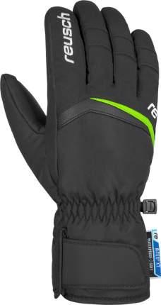 Перчатки Reusch Balin R-Tex® Xt, black/neon green, 7.5 Inch