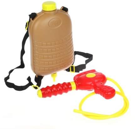 Водяное оружие игрушечное Наша Игрушка с рюкзаком 32