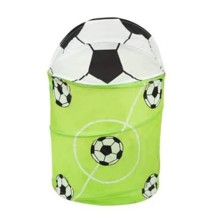 Корзина для хранения игрушек Наша Игрушка Футбол
