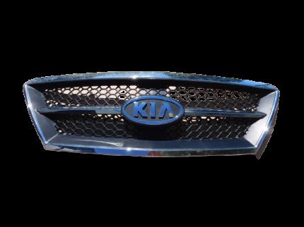 Решетка радиатора Kia Sorento 02 HYUNDAI-KIA 86350e6710
