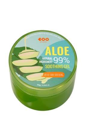 Гель после загара DEARBOO Aloe After-Sun Soothing Gel 300 мл