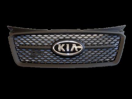 Решетка радиатора Kia Picanto 2004-2011 HYUNDAI-KIA 8637007500
