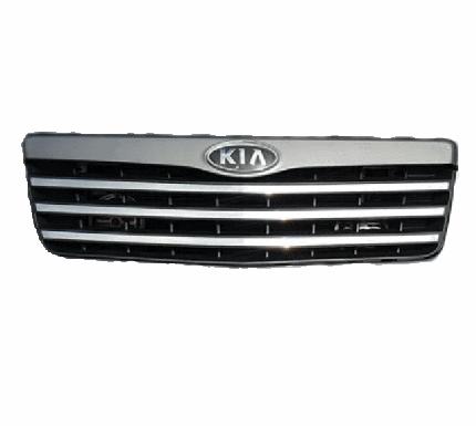 Решетка радиатора Kia Mohave 1 HM (2008-нв) HYUNDAI-KIA 863502j001