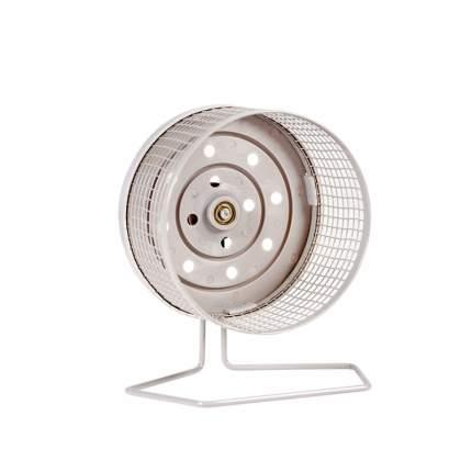 Беговое колесо для все грызуны Duvo+ Колесо для бега, металл, 18 см
