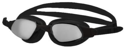Очки-полумаска для плавания (дет.)  Atemi, силикон (сер/чёрн), Z302