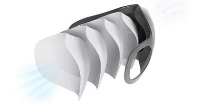 Маска-респиратор Xiaomi SmartMi Filter Mask QXFMKZ (Black)