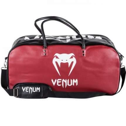 Сумка Venum Origins Bag Medium Black/Red,