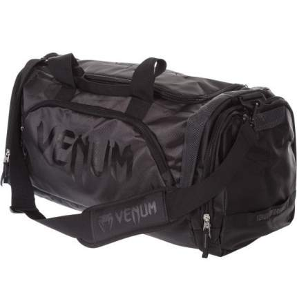 Сумка Venum Trainer Lite Black/Black,