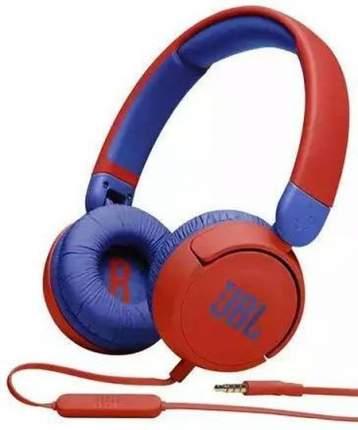 Наушники JBL JR 310 Red/Blue
